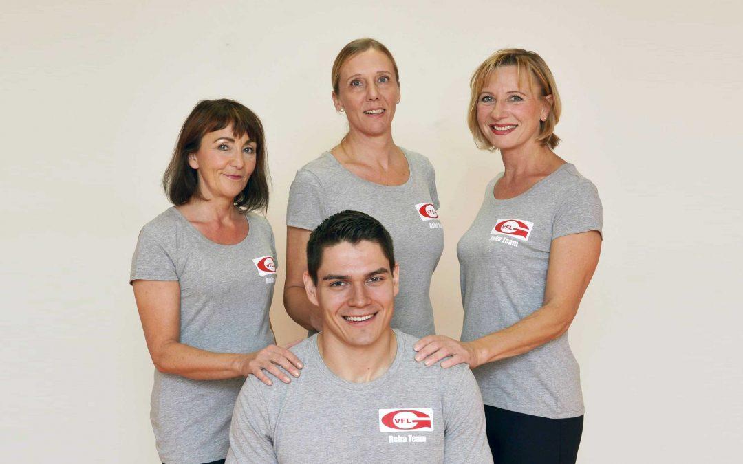 VfL bietet Reha-Sport Orthopädie für Frauen an